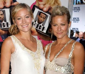 Brittany et Cynthia Daniel